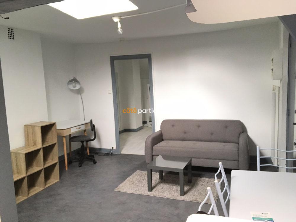 Location Appartement Appartement T2 meublé Bonnefoy  à Toulouse
