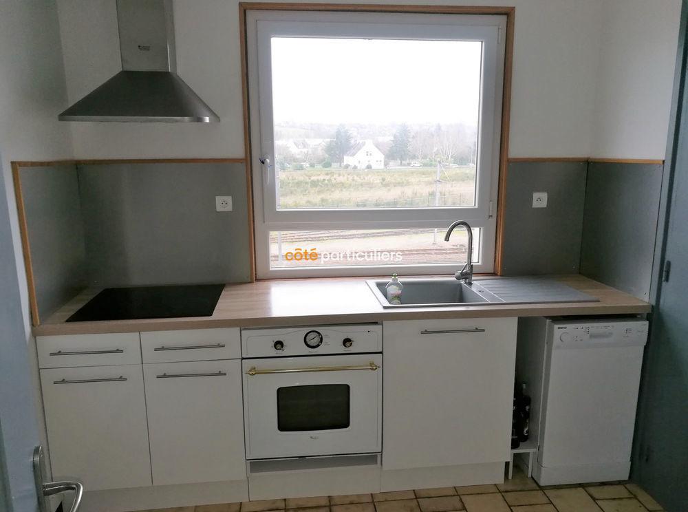 Vente Appartement APPARTEMENT T4 A QUIMPER  à Quimper