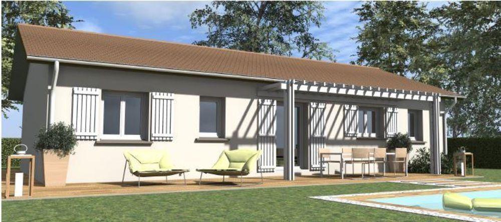 Vente Maison terrain maison  à La rochette