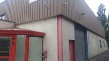 Bâtiment indépendant proche de l'A10 - 814 m² non divisibles 930003