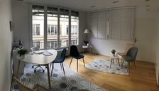 Bureaux - A LOUER - 36 m² non divisibles 2100 75008 Paris