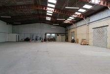 Entrepôts - A LOUER - 800 m² non divisibles
