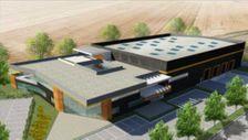 Bâtiment indépendant neuf - 3 000 m² non divisibles