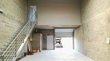 Locaux d'activité - A VENDRE - 90 m² non divisibles 135000 77165 Saint soupplets