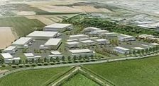 Bâtiment indépendant neuf - 3 000 m² non divisibles 3750000
