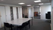 Bureaux - A LOUER - 200 m² divisibles à partir de 100 m² 4000