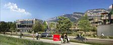 A louer Bureaux  neufs CROLLES Eco-Quartier - 303 m² divisibles à partir de 135 m² 4039