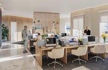 Bureaux - A VENDRE - 1 400 m² divisibles à partir de 198 m² 3721032 77700 Chessy