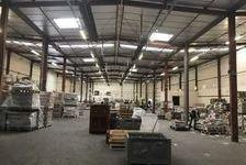 Locaux d'activité - A VENDRE - 1 678 m² non divisibles 1650006 77200 Torcy