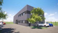 Locaux d'activité - A LOUER - 457 m² non divisibles 4194