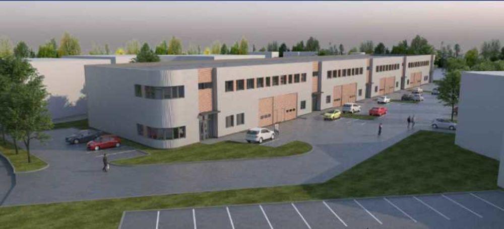 Cellules neuves d'activité à vendre - 3 457 m² divisibles à partir de 369 m²