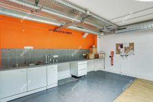 LOCAUX ATYPIQUE SUR LEVALLOIS PERRET - 455 m² non divisibles