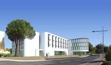 BUREAU A VENDRE - MONTPELLIER NORD - 78 m² non divisibles 207000