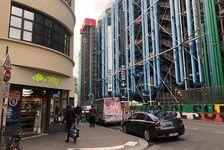 Locaux commerciaux - VENTE DE MURS VIDES - 84 m² non divisibles 1050000 75004 Paris