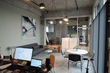 Bureaux et Locaux commerciaux - A VENDRE - 154 m² non divisibles 420000 93200 Saint denis