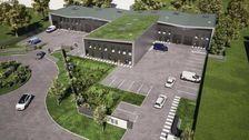 Cellules neuves à proximité de l'A6 - 1 831 m² divisibles à partir de 204 m² 2453009