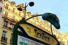 Bureaux - A VENDRE - 80 m² non divisibles 1120000 75002 Paris