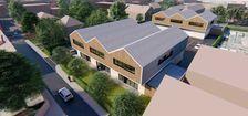 Bureaux neufs à vendre - 85 m² non divisibles