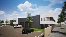 Locaux neufs, proche A6 et du RER D - 1 377 m² divisibles à partir de 271 m²