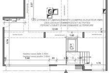 Locaux commerciaux - A LOUER - 108 m² non divisibles 2430