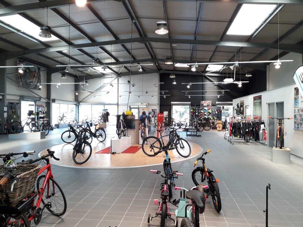 Locaux commerciaux - A LOUER - 776 m² non divisibles