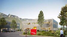A louer/vendre bureaux 119 m2 MOIRANS 2 - Bureaux 119 m² 220836