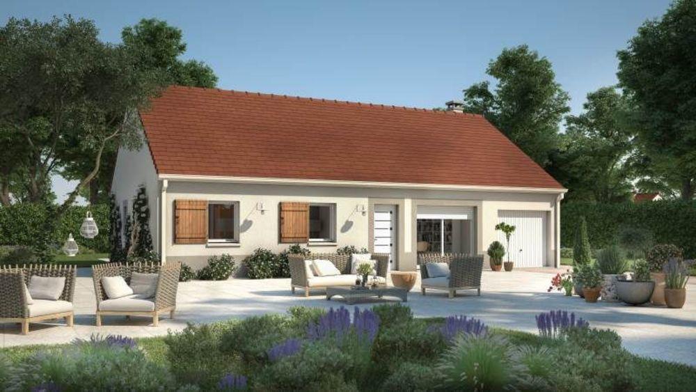 vente Maison - 5 pièce(s) - 76 m² Saint-Aubin-lès-Elbeuf (76410)