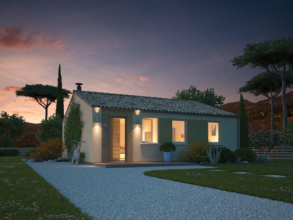 vente Maison - 4 pièce(s) - 70 m² Beaurepaire (38270)