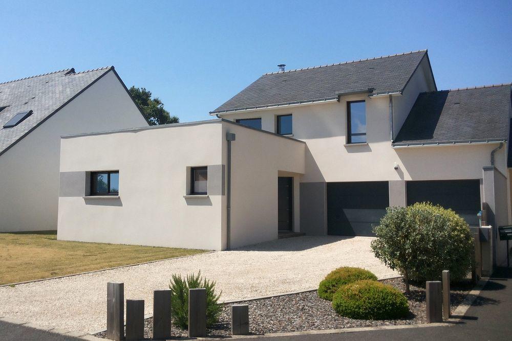 vente Maison - 5 pièce(s) - 130 m² Guignen (35580)