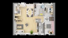 Maison Fiennes (62132)