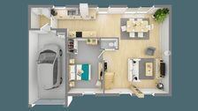 Vente Maison 163150 Iffendic (35750)