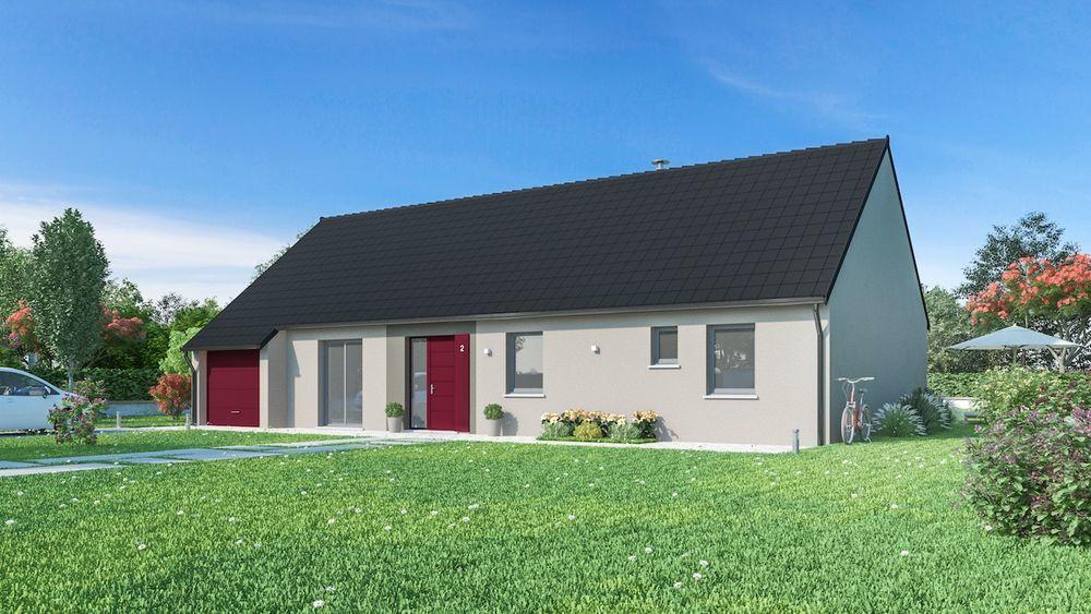 vente Maison - 5 pièce(s) - 122 m² Mons-en-Pévèle (59246)