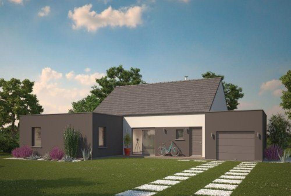 Annonce : Vente Maison Houdain (62150) 110 m² (199 820 €) 992740233915