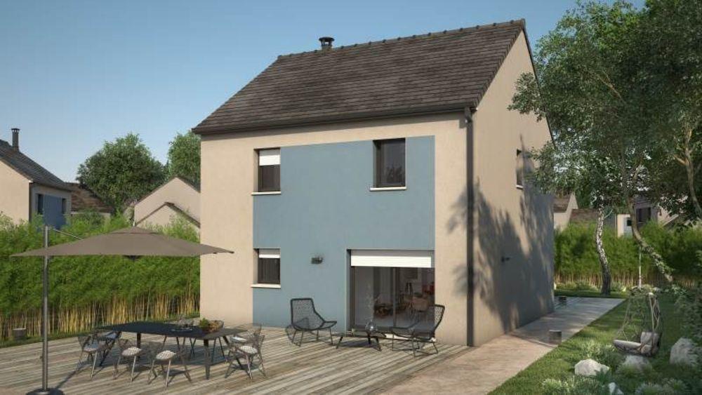 vente Maison - 5 pièce(s) - 83 m² Saint-Aubin-lès-Elbeuf (76410)