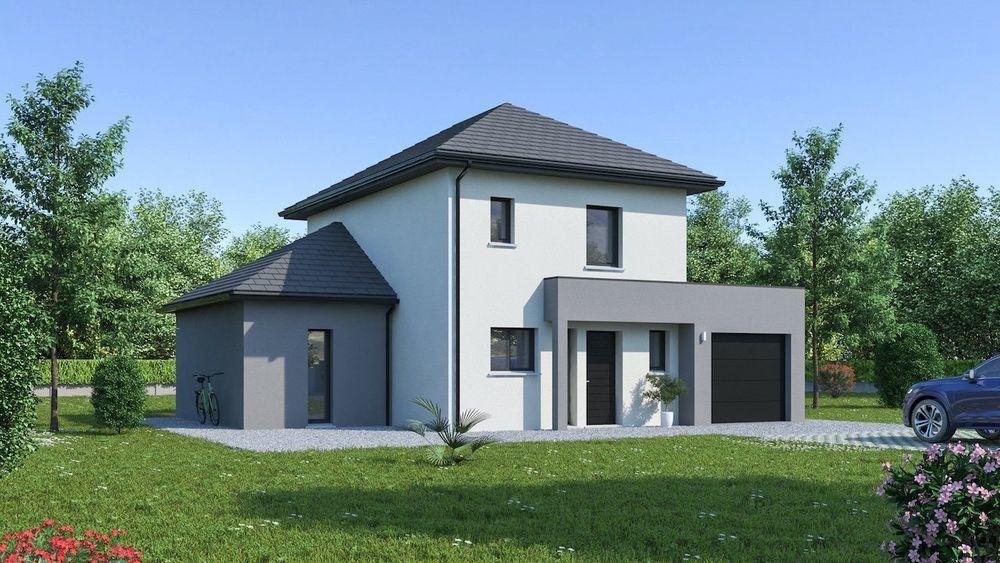 vente Maison - 5 pièce(s) - 111 m² Lécousse (35133)