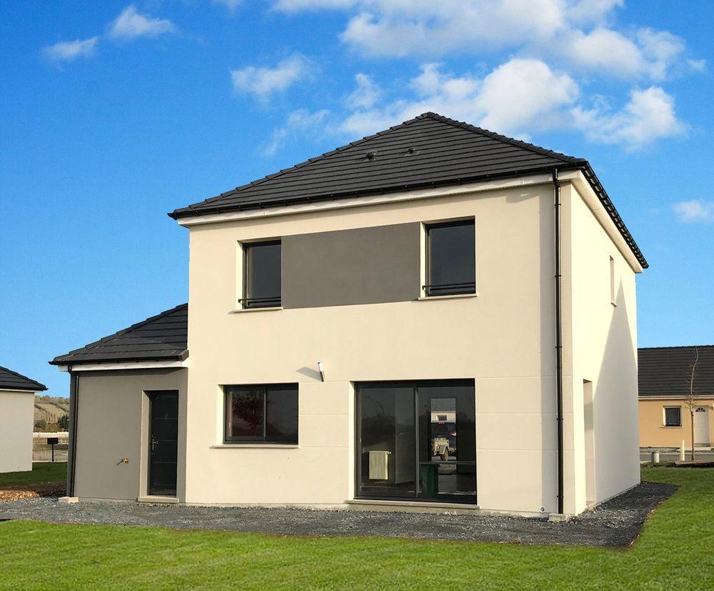 vente Maison - 6 pièce(s) - 110 m² Gauciel (27930)