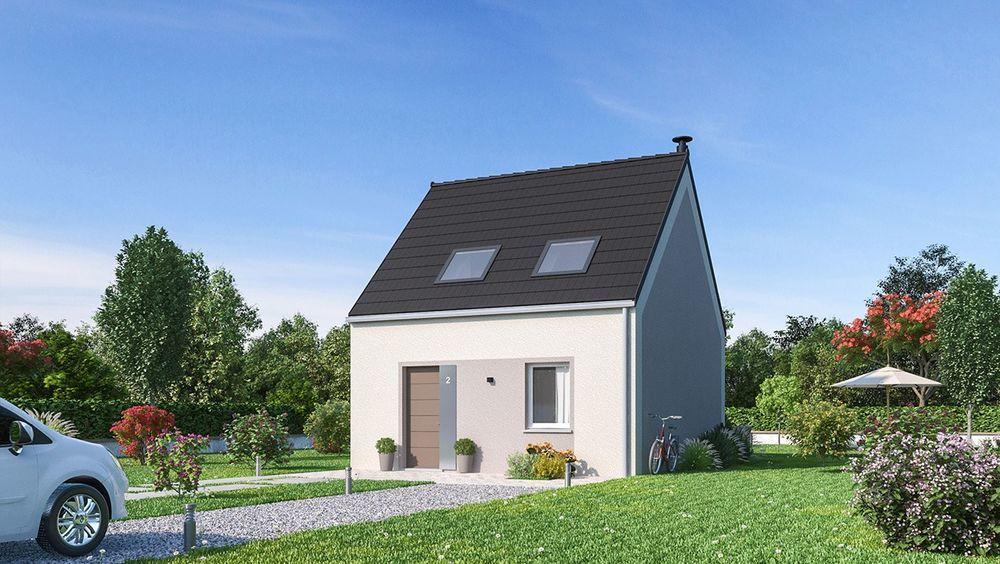 vente Maison - 3 pièce(s) - 67 m² Mons-en-Pévèle (59246)