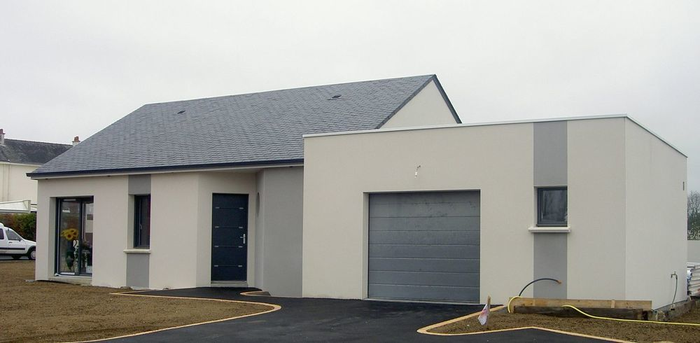 vente Maison - 5 pièce(s) - 94 m² Lécousse (35133)