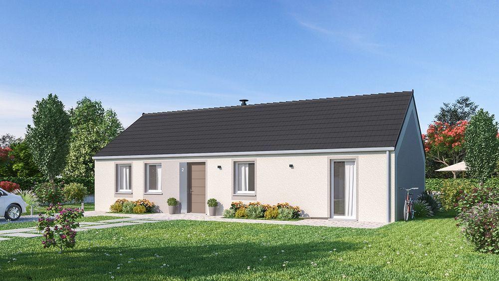 vente Maison - 5 pièce(s) - 96 m² Wavrechain-sous-Faulx (59111)