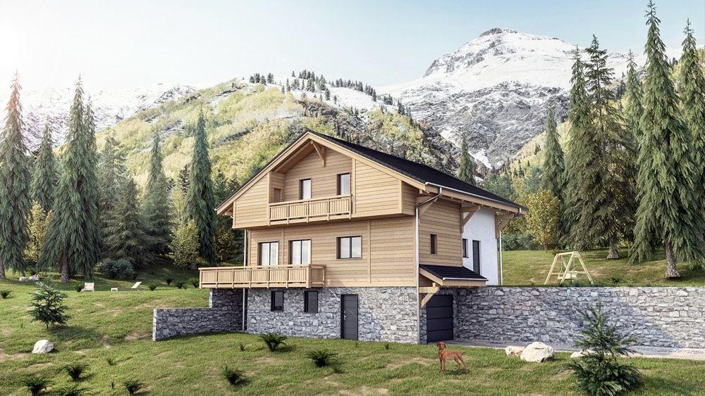 vente Maison - 5 pièce(s) - 113 m² Saint-Jean-de-Sixt (74450)