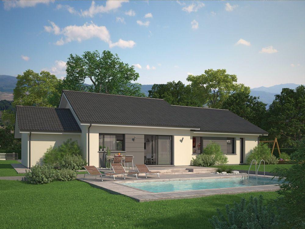 vente Maison - 5 pièce(s) - 115 m² Brié-et-Angonnes (38320)