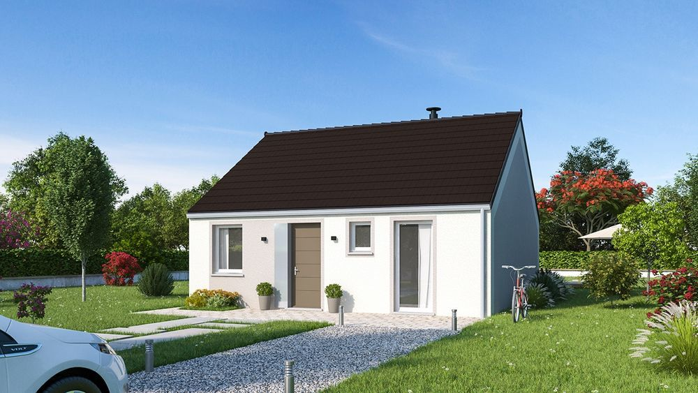 vente Maison - 3 pièce(s) - 65 m² Fresnes-lès-Montauban (62490)