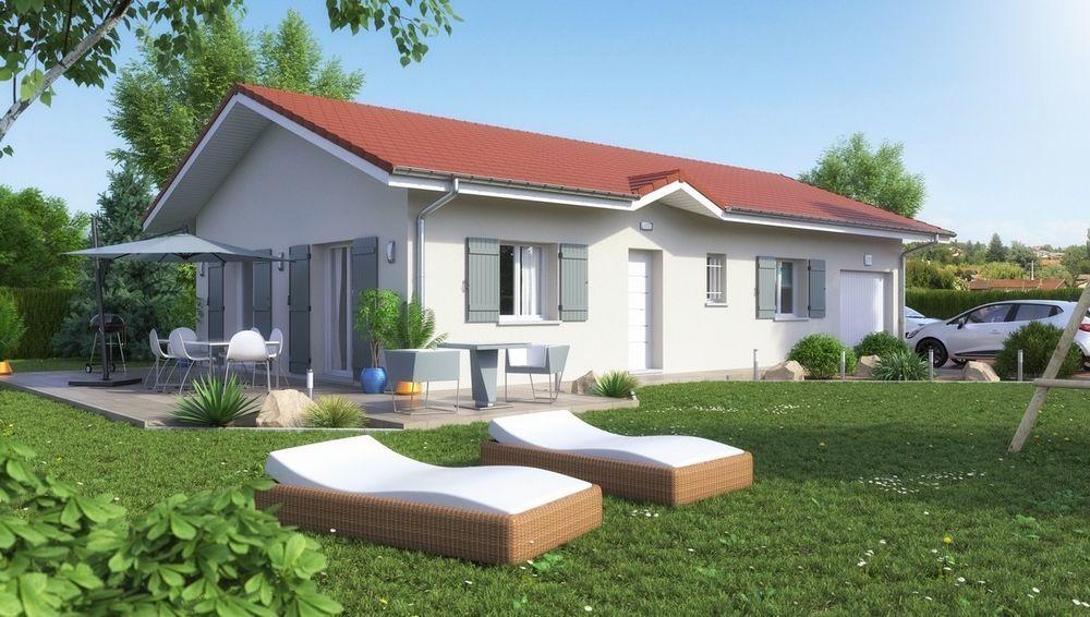vente Maison - 4 pièce(s) - 90 m² Ugine (73400)