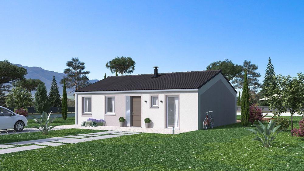 vente Maison - 4 pièce(s) - 84 m² Charols (26450)