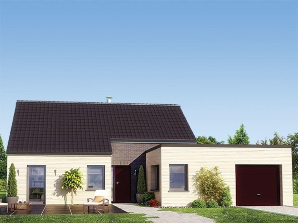vente Maison - 3 pièce(s) - 80 m² Ambérieux-en-Dombes (01330)