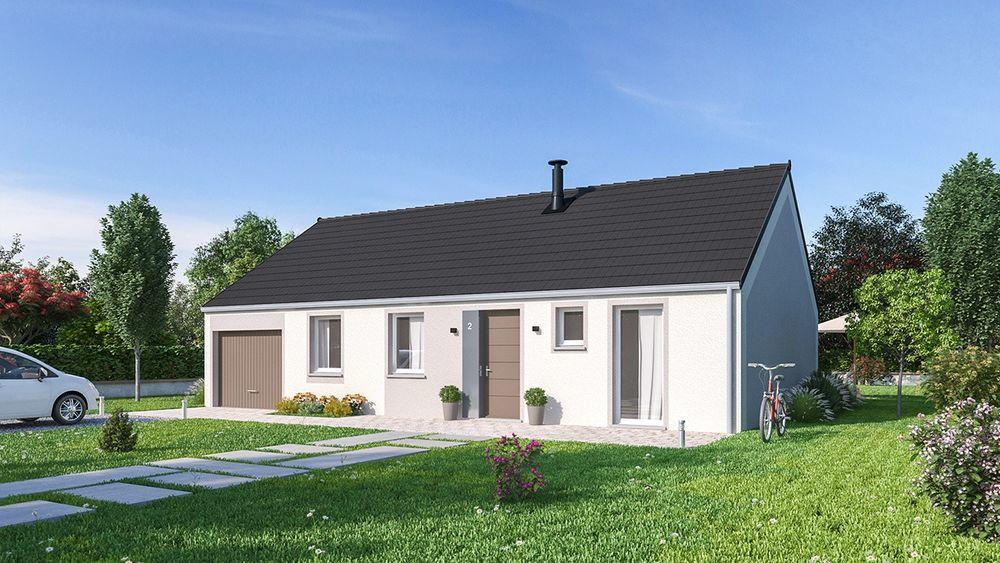 vente Maison - 4 pièce(s) - 84 m² Bouquehault (62340)