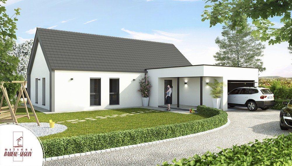 vente Maison - 4 pièce(s) - 110 m² Maron (54230)