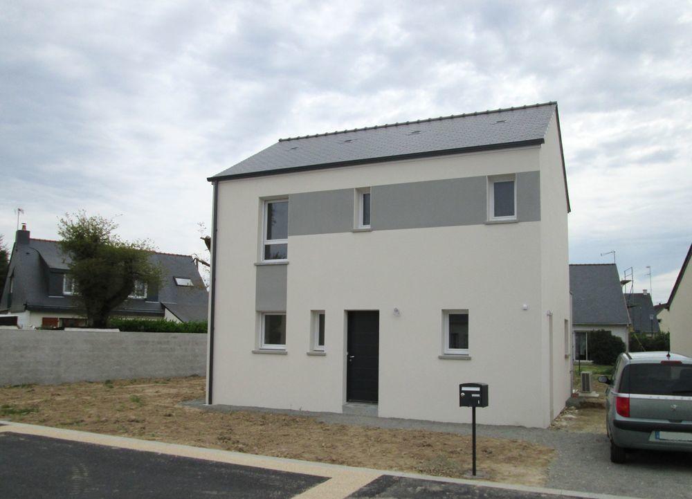 vente Maison - 5 pièce(s) - 130 m² Bourg-des-Comptes (35890)