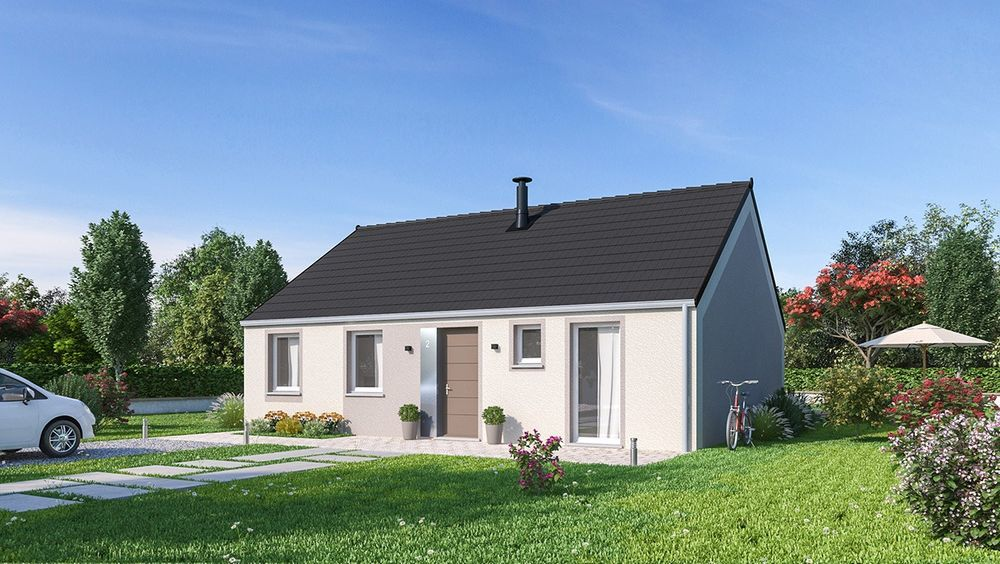 vente Maison - 4 pièce(s) - 84 m² Cléty (62380)