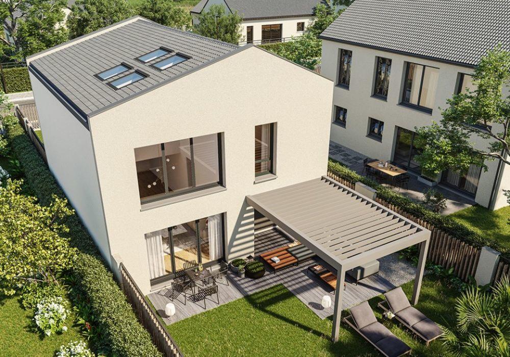 vente Maison - 6 pièce(s) - 105 m² Saint-Aubin-lès-Elbeuf (76410)